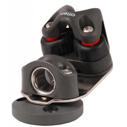 Small Swivel Lead with Composite Cleat