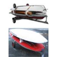 Laser/Topper Dinghy Stacker For Towing