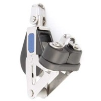 Holt 39mm Single Swivel Block with Cam Cleat and Becket