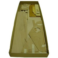 Mirror Sailing Dinghy Wooden Hull Kit