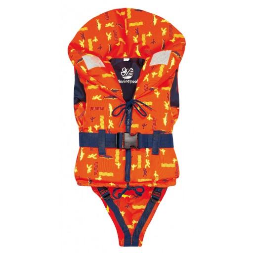 Marinepool Fish Design Baby 100N Lifejacket 10-20Kg