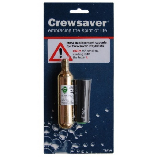 Crewsaver Junior Lifejacket 23g Standard Re-arming Pack (L)