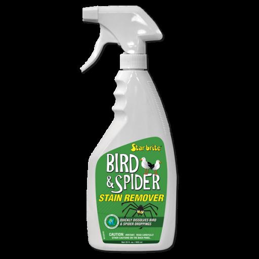 Star brite Spider & Bird Stain Remover 650ml Spray