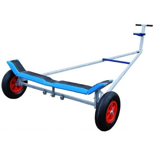 Enterprise Launching Trolley - GRP Cradle