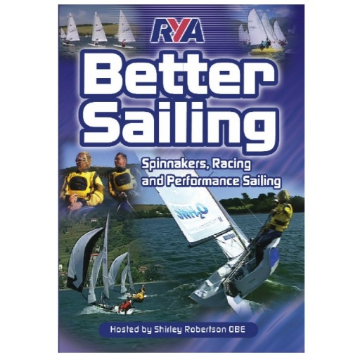 RYA Better Sailing DVD