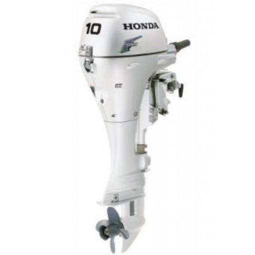 Honda 10hp 4 stroke long shaft outboard tridentuk for Honda 2 5 hp outboard motor