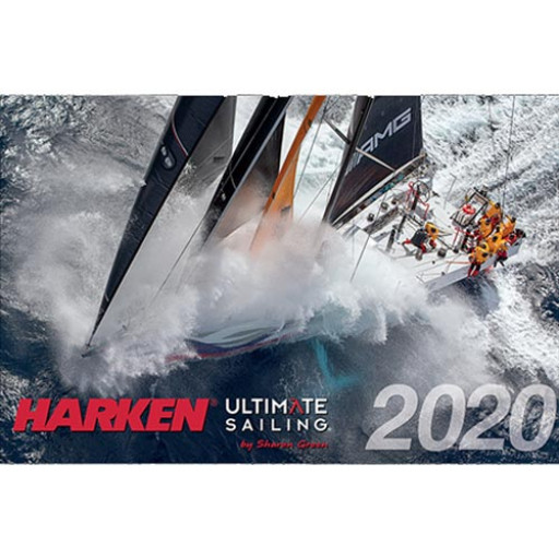 Harken Ultimate Sailing Calendar 2020