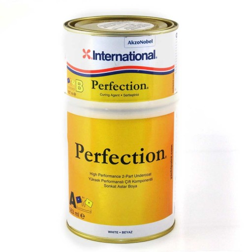 International Perfection Undercoat White 750ml