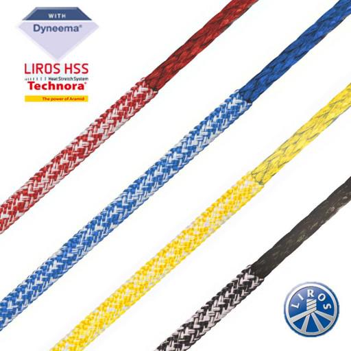 Liros Dinghy Magic Pro Dyneema Control Line 5mm