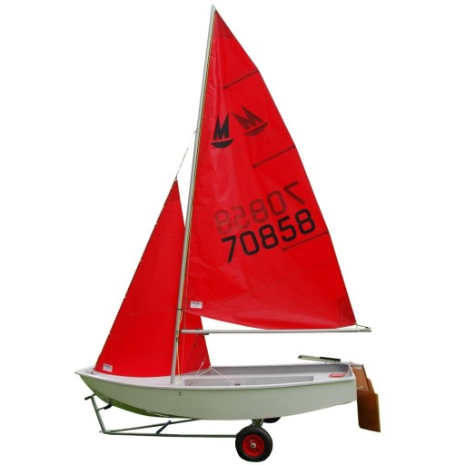 Mirror 2 Sails And Fittings Pack