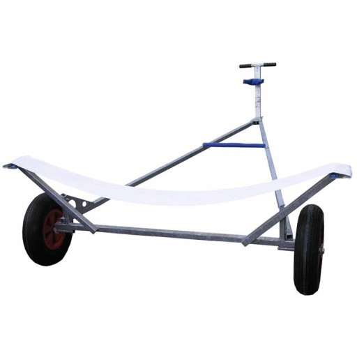 Webbing Support Launching Trolley -Boats Upto 12 Foot 6 inches