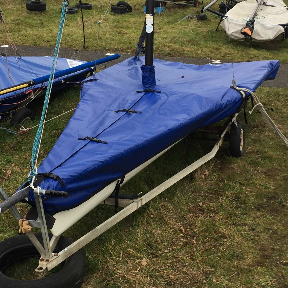 Ranger R70: 29er Boat Cover Flat (Mast Up) Breathable Hydroguard