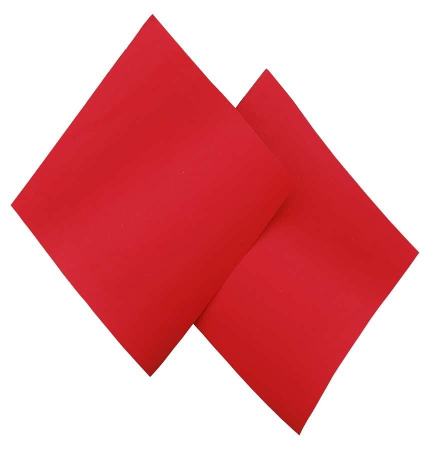 Red Rhombus Diamond Pair Sails Laser Catalogue