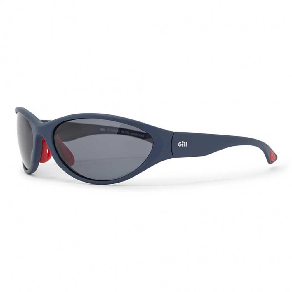 5826574bce Gill Classic Sunglasses Matt Black Colour Grey Colour Navy White Colour  Navy Smoke ...