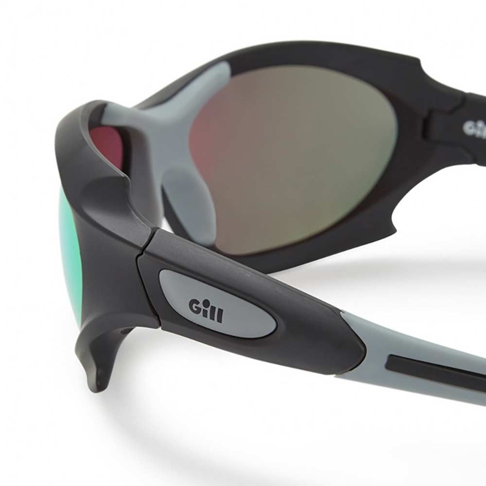 8a79999120 Gill Race Ocean Sunglasses Black Orange - Sunglasses - Clothing