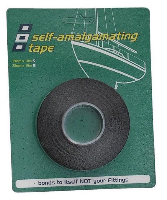 psp self amalgamating tape 19mm x 10m black repair. Black Bedroom Furniture Sets. Home Design Ideas