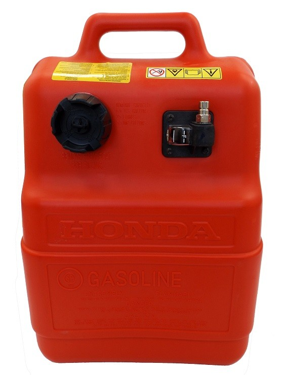 Honda fuel tank 25 litres for honda bf5a to bf250a for Gas tanks for outboard motors