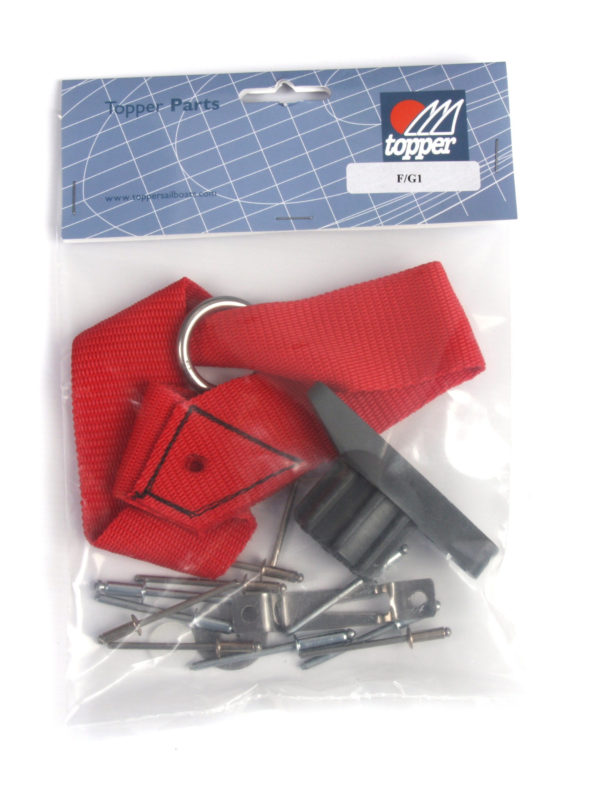 Topper Boom Fittings Spar Fittings Topper Catalogue