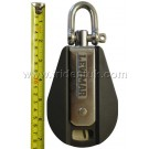 Lewmar Size 3 80mm Universal Block With Shackle Head