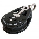 Allen Single Auto Ratchet Block 45mm X2