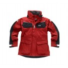Red/Graphite  Gill Coast Jacket