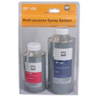 SP Systems SP106 Multipurpose Epoxy System Fast 3kg
