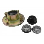 Trailer Hub and Taper Bearings