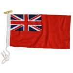 Red Ensign Flag 45x23cm (1/2 Yard)