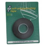 PSP Self Amalgamating Tape - 19mm x 10m - Black