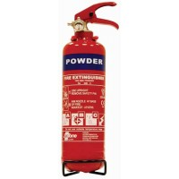 Fireblitz 1Kg ABC Dry Powder Manual Fire Extinguisher
