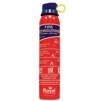 Fire Extinguisher Powder 0.6kg BC