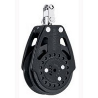 Harken 57mm Carbo Ratchamatic With Swivel Shackle Head