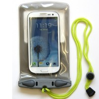 Aquapac Small Phone Waterproof Case fits iPhone 6, Samsung Galaxy S2, S3, Note