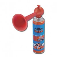 Compressed Gas Fog Horn
