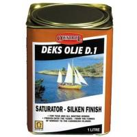Owatrol Deks Olje D1 Saturating Oil 1Ltr