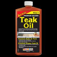 Star brite Premium Golden Teak Oil - STEP 3 1000ml