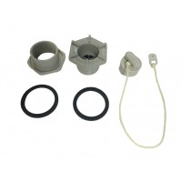 Drain Plug Assembly for Honda Honwave Inflatable Boats