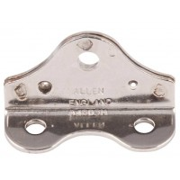 Allen Radiused Stainless Steel Anchor Plate