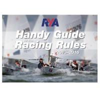 YR7 RYA Handy Guide to the Racing Rules 2013-2016