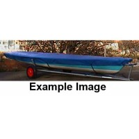 Topaz Uno Boat Cover Top (Mast Down) PVC