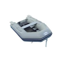 Waveline 2.3M Solid Transom Inflatable Dinghy - Slatted Floor