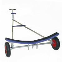 Albacore Launching Trolley - Single GRP Cradle