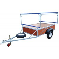 Double / Triple Stacking Box Trailer