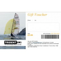 TridentUK Gift Voucher (Be Creative, Choose Your Value)