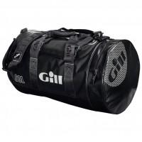 Gill Tarp Barrel Bag 60 Litres - Jet Black