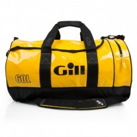Gill Tarp Barrel Bag 60 Litres - Yellow