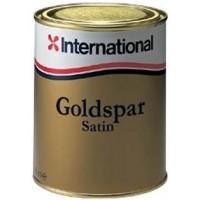 International Goldspar Satin Varnish - 750ML