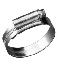 Hi-Grip Stainless Steel Hose Clips Size 70-90mm