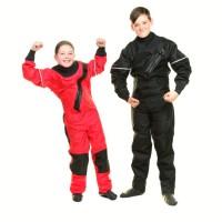 Trident Orbit Front Zip Junior Sailing Drysuit