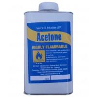 Acetone Solvent 1 Litre